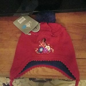 Disney Elena of Avalor winter hat, NWT, size 3-6 y